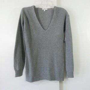 NEW BP sweater pullover v neck long sleeve knit XS